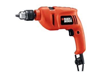 10mm Máy khoan 500W Black and Decker KR510RE