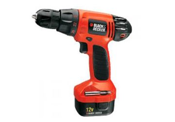 12V Máy khoan pin Black and Decker CD1202K