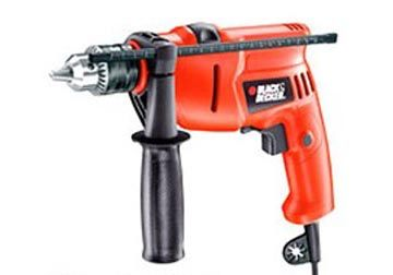 13mm Máy khoan 500W Black and Decker KR55RE